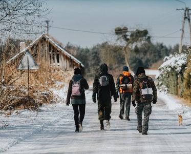 Załęczański Park Krajobrazowy – 40 km