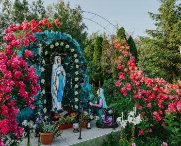 """""""Szklana"""" kapliczka i okoliczne atrakcje"""
