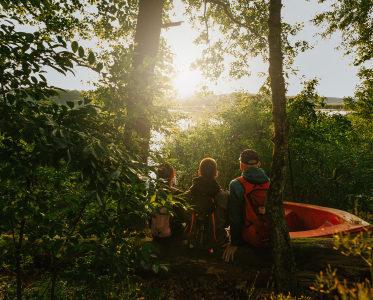 Szlakiem Łosia z Dłutowa – 16 km
