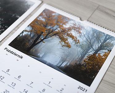 Autorski kalendarz na rok 2021